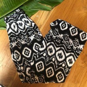 Avaleigh Maxi Skirt Ikat